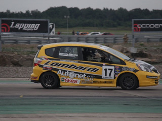2013 Testing at Circuit Icar