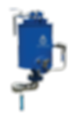 Bottom drain valve type TOO