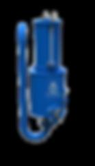 roof drain valve type TOR