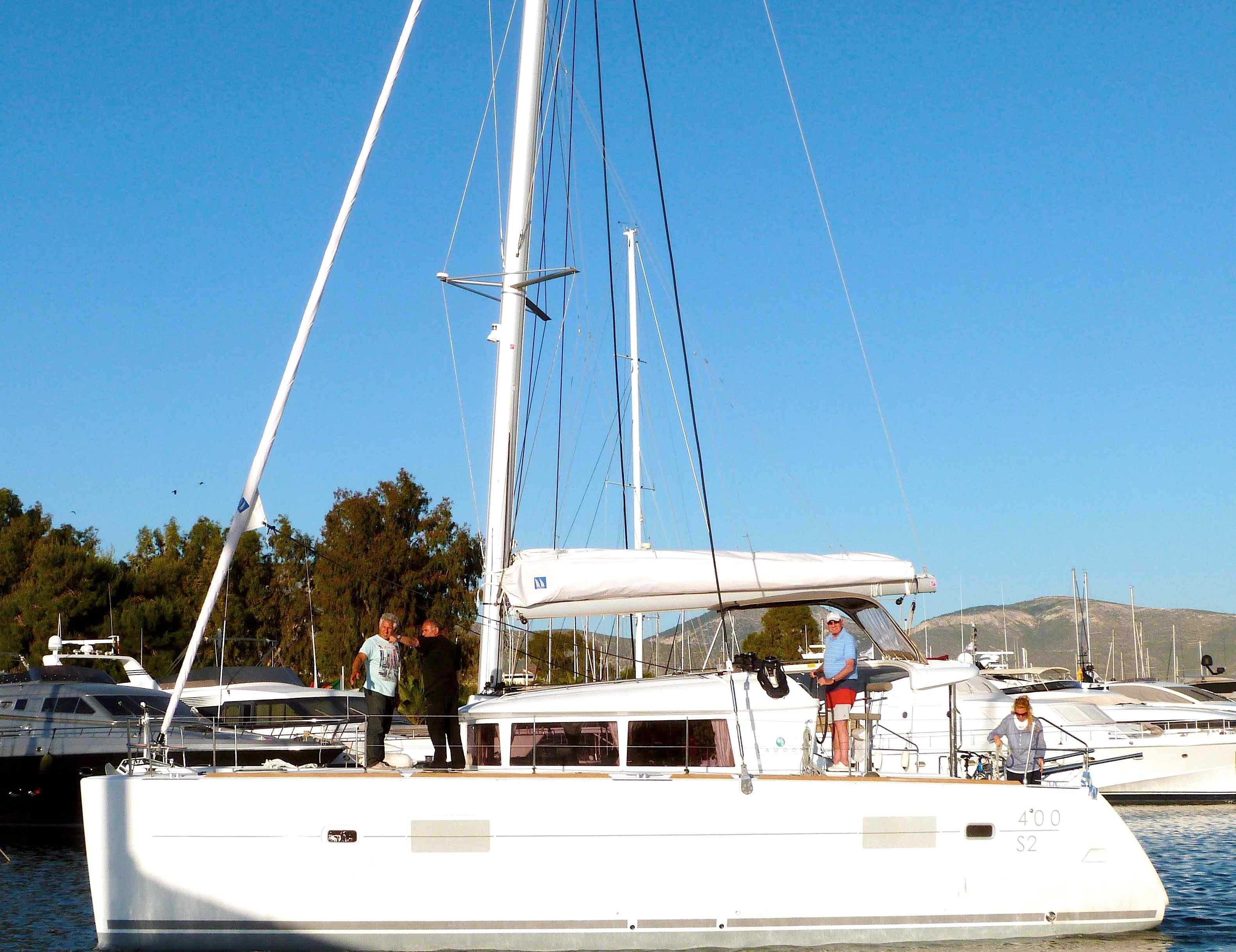 Christal Sailing | vacances en Grèce sur un catamaran