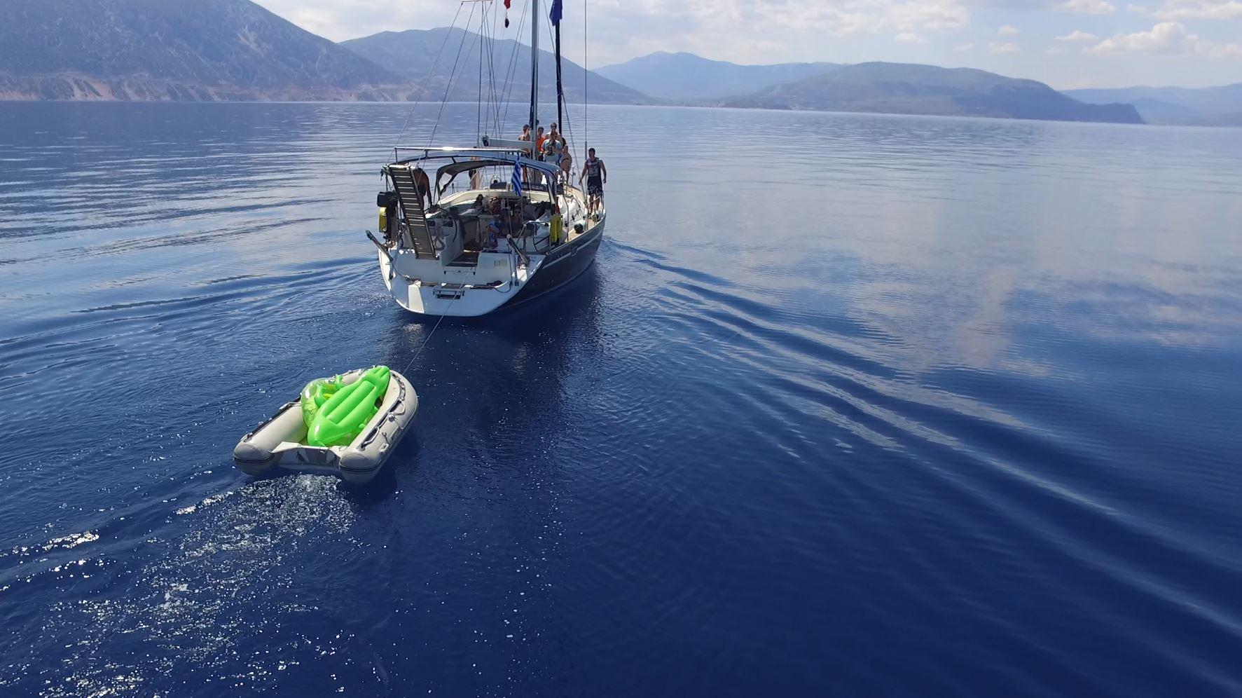 Location voilier Grèce