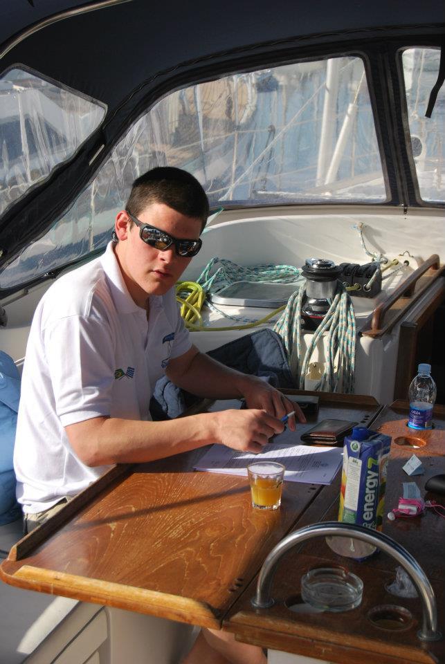 Alexandre Annet | Skipper ChristalSaiming