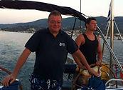 Christal Sailing | Skipper francophone