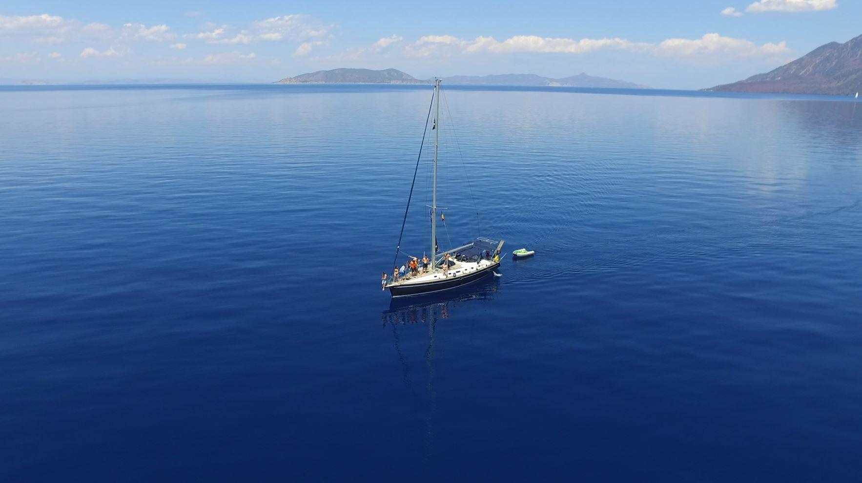 Christal Sailing | Croisière îles grecques en voilier