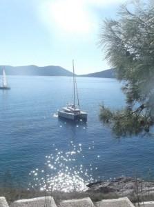 Christal Sailing | Circuit îles grecques en Catamaran
