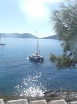 Christal Sailing   Circuit îles grecques en Catamaran
