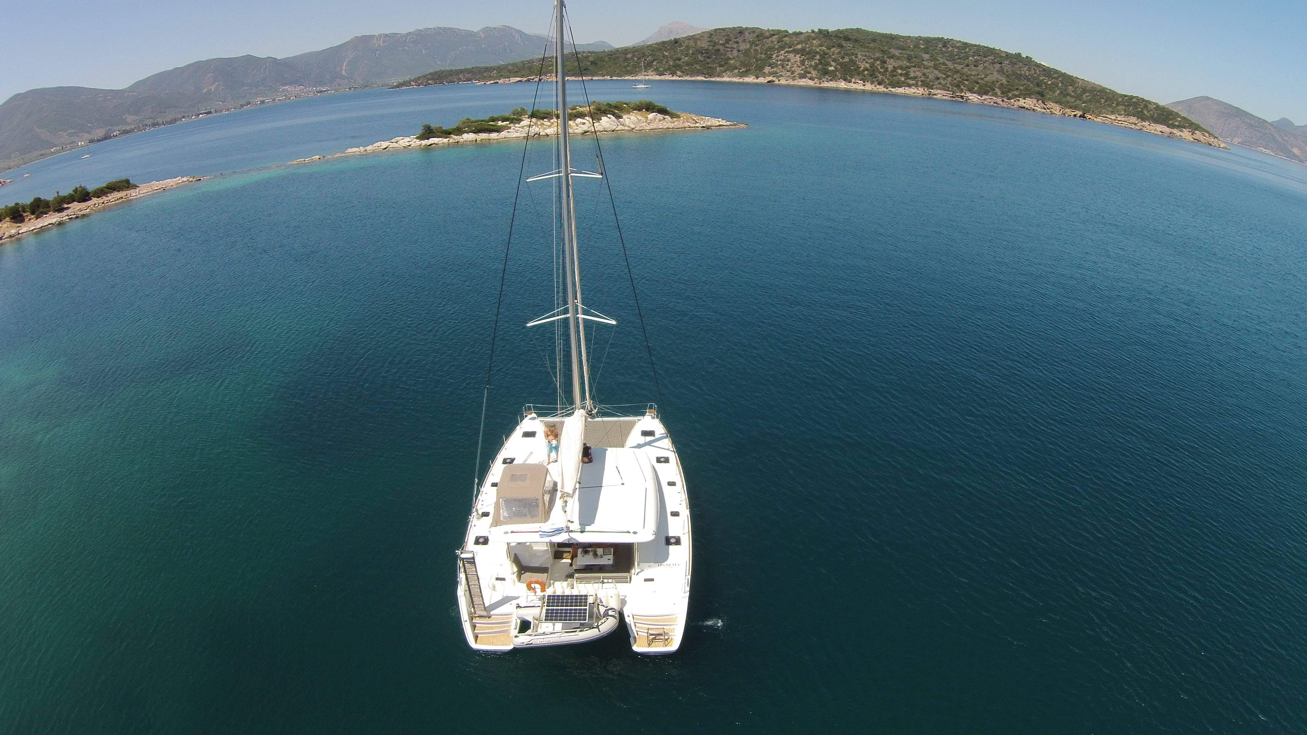 Christal Sailing | Croisière en Grèce sur un catamaran