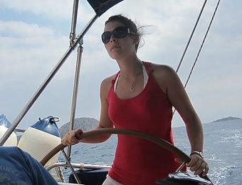 Christal Sailing | Stéphanie Annet