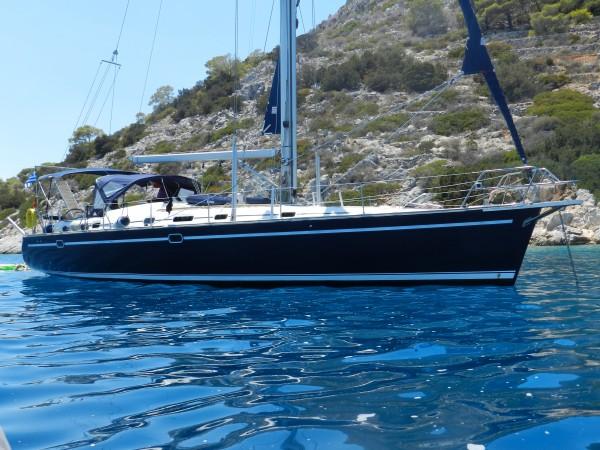Christal Sailing | Circuit îles grecques en voilier