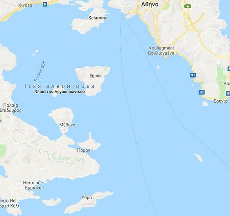 Christal Sailing | Croisière en voiler dans le Golfe Saronique