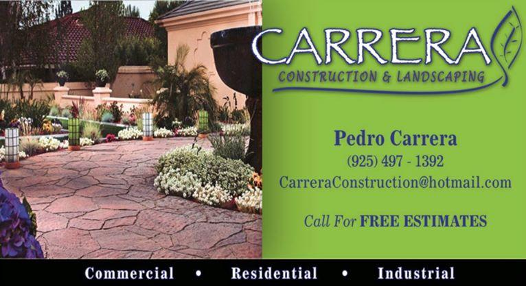 Carrera Business Card