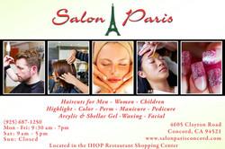 Salon Paris Postcard