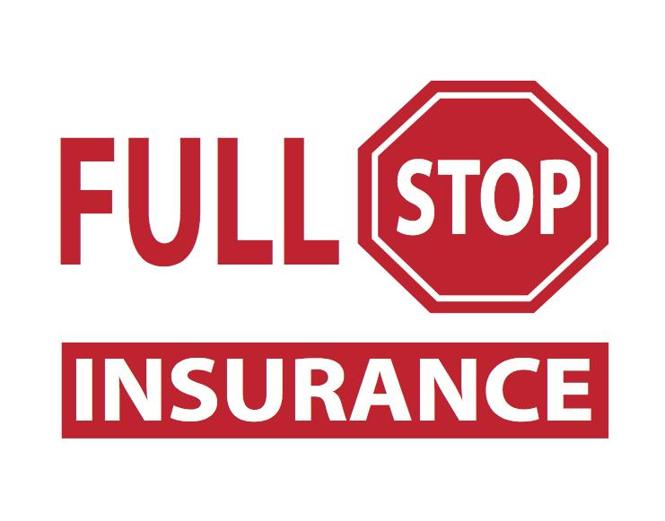 Full Stop Insurance Logo