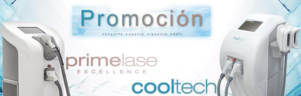 promoción cooltech primelase