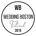 Featued on the Wedding Boston blog