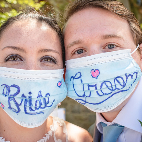 What Weddings in Connecticut Look Like Because of Coronavirus