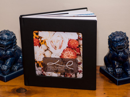Why Every Couple Should Have A Wedding Album Created
