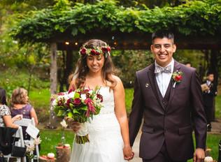 Avon Old Farms Hotel Wedding Ceremony