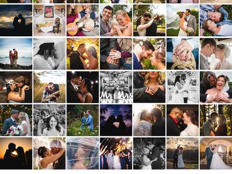 2018 Season Review | Connecticut Wedding Photography
