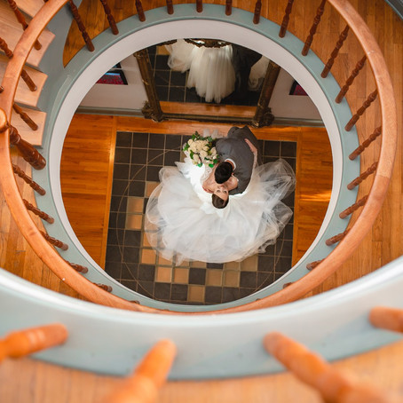 Bed and Breakfast Wedding | Norwich CT