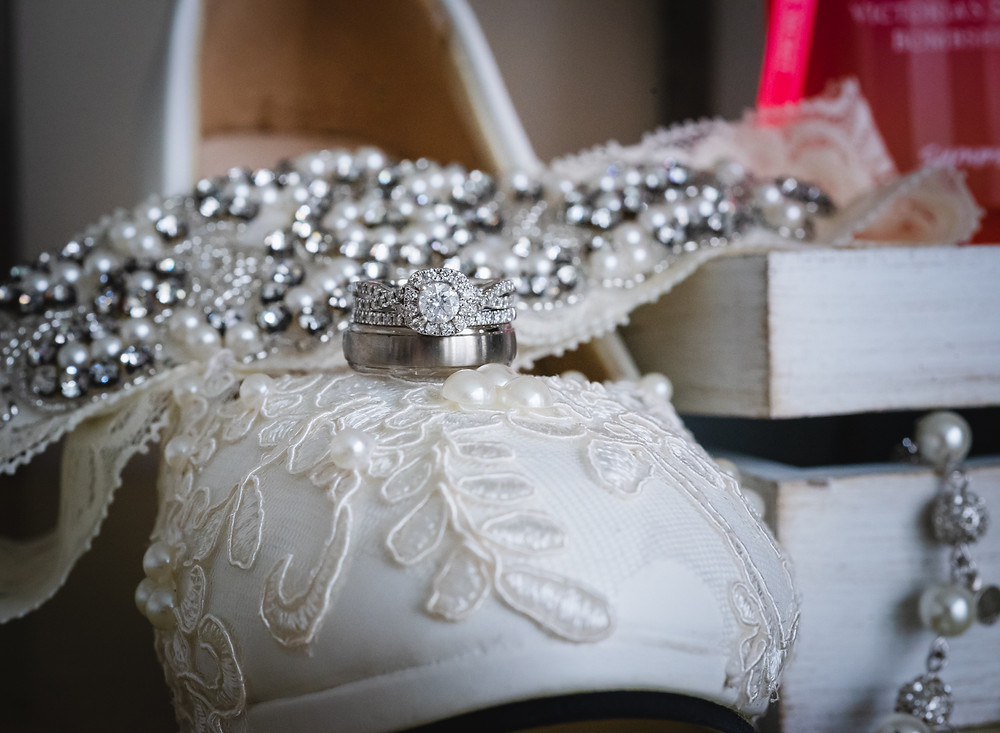 wedding details, bride details, wedding rings | ct wedding photographer