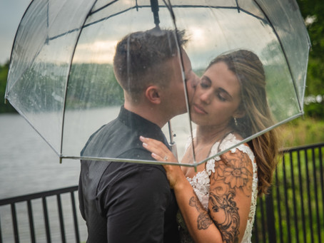 Springtime Garden Wedding | Anthony's Lake Club, Danbury CT