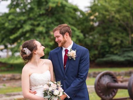 Nautical Saybrook Point Inn Wedding | Aliza & Bror