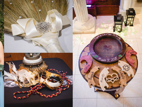 5 Unique Wedding Ceremony rituals to add personality | CT WEdding Photographer