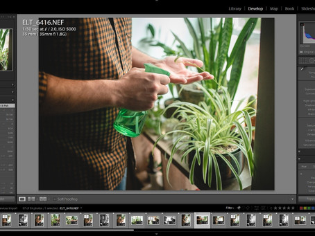 How to Edit Photos With Lightroom