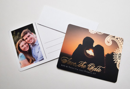 Basic Invite Save the Date for wedding