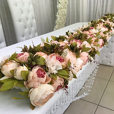 WEDDING TALE FLOWER HIRE
