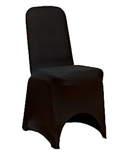 BLACK CHAIR COVER HIRE LONDON