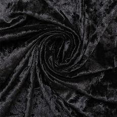 BLACK VELVET CLOTH HIRE