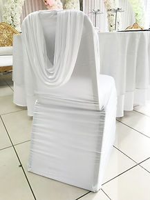 LOOP CHAIR COVER HIRE LONDON