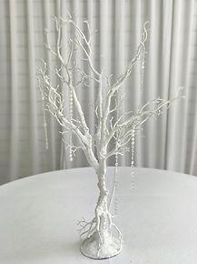 WEDDING MANZANITA TREE HIRE LONDON