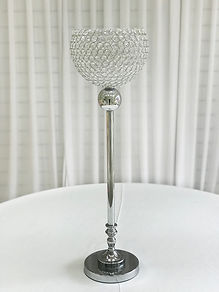 CRYSTAL CENTERPIECE HIRE LONDON