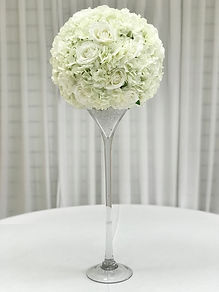 WEDDING DECORATION - CENTERPIECE HIRE LONDON