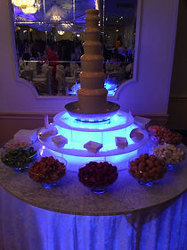 CHOCOLATE FOUNTAIN HIRE NORTH LONDON