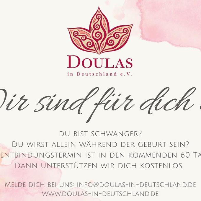 Wir Doulas aus Erlangen sind für Dich da!