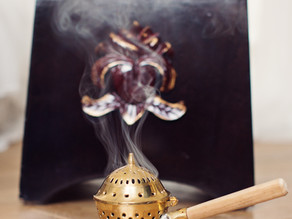 """Ratus Wangi - voňavá """"Intimní kouřová koupel"""""""