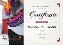 Certificate Rebozo