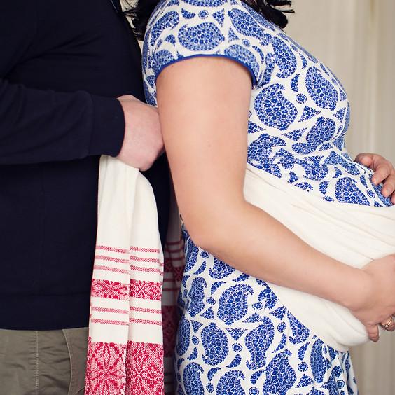 Rebozo bei der Geburt nutzen und davon profitieren!