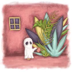 Las plantitas que maté