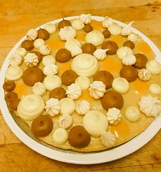 Tarte Poire Mangue Chocolat