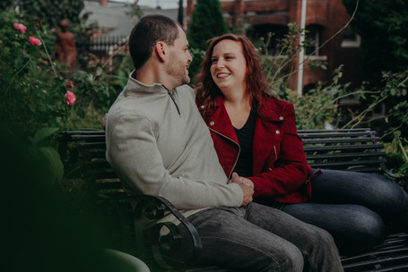 Natalie + Andy | Engagement session