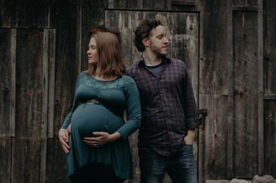 Ashley + Alex | Maternity