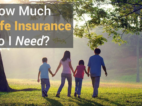 How Much Life Insurance Is Enough?