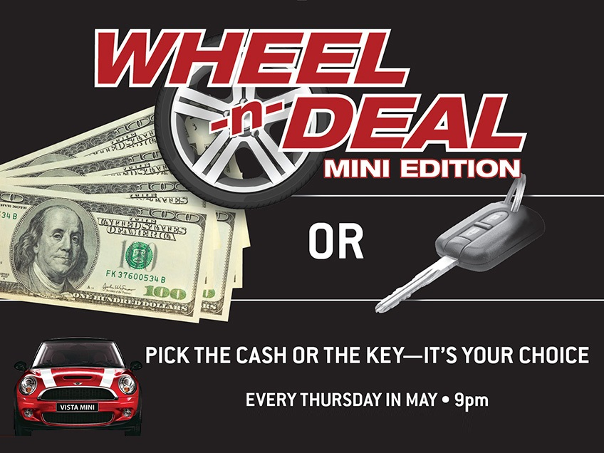 WHEEL or DEAL