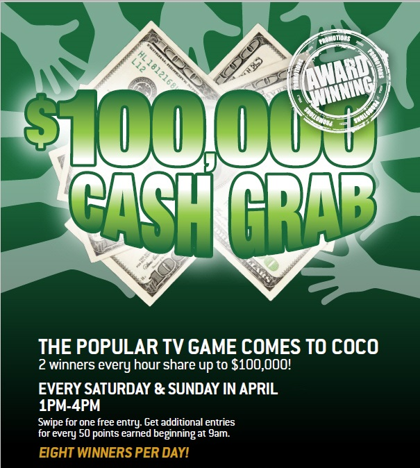 100K Cash Grab