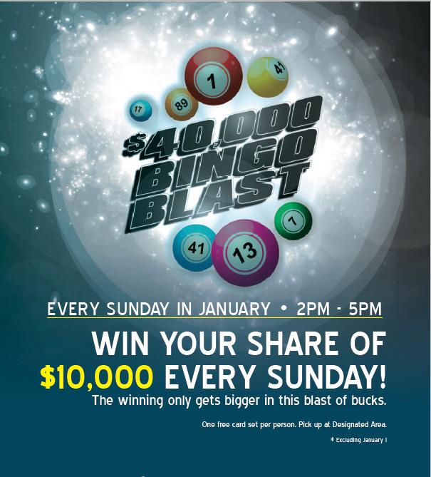 40K Bingo Bash